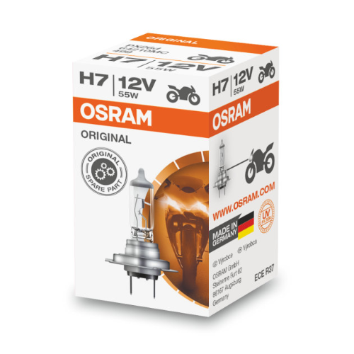 Żarówka H7 PX26d 12V 55W Osram Original BOX