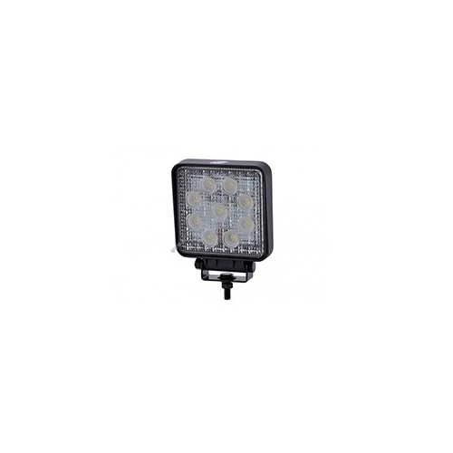 Lampa robocza R18 D 30 9 X 3W spot
