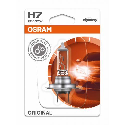 Żarówka H7 PX26d 12V 55W Osram Original