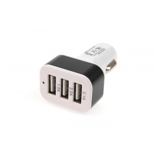 Ładowarka 12/24V 3x USB