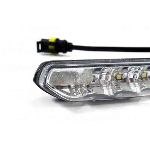 Lampy światła do jazdy dziennej NSSC 810A płaskie