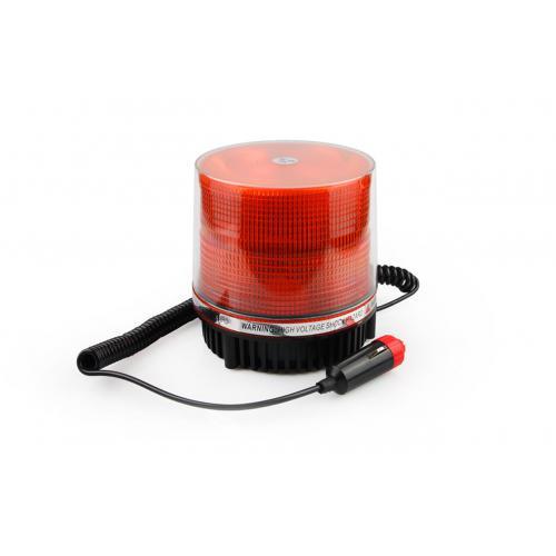 Lampa ostrzegawcza stroboskop Kogut LED pomarańcz