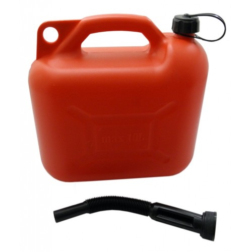Kanister plastikowy na paliwo lejek 5 L