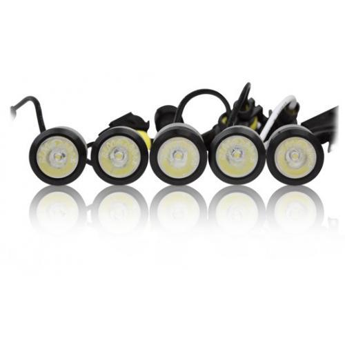 Lampy światła dzienne M-T LED MARKER czarne