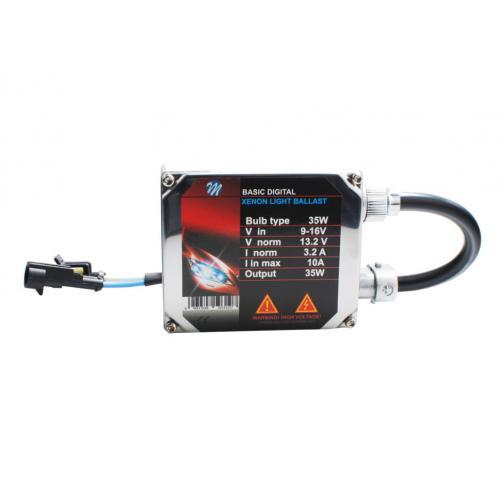 Przetwornica Xenon M-Tech Basic analogowa