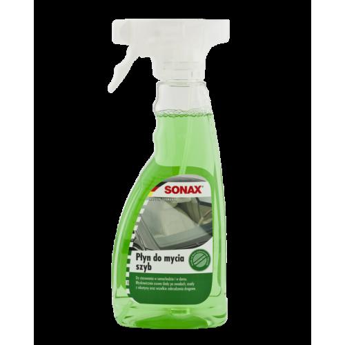 SONAX Płyn do mycia szyb 500ml Szybko usuwa owady