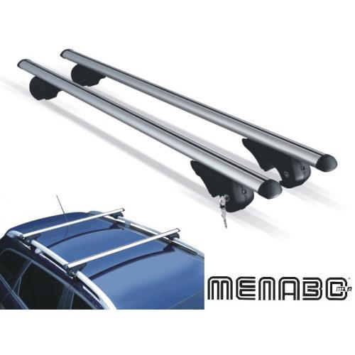 Poprzeczki na Relingi dachowe Menabo BRIO 1350mm