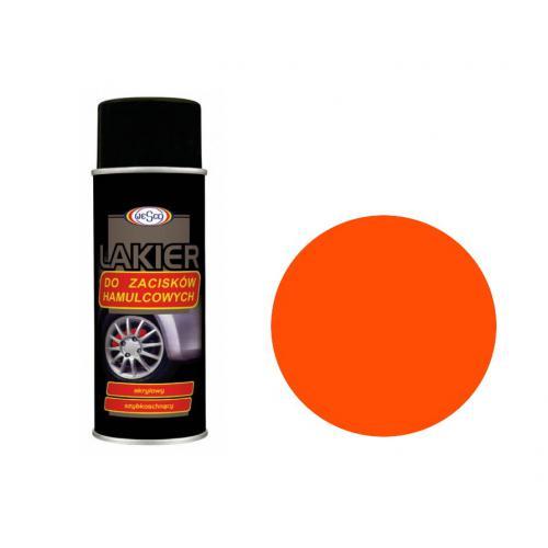 Wesco do zacisków Orange Fluo RAL2005 Spray 400ml