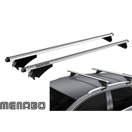 Poprzeczki na Relingi zintegrowane Menabo TIGER XL