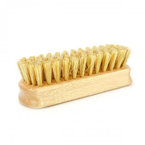 RRC Szczotka do czyszczenia skóry Naturalne włosie