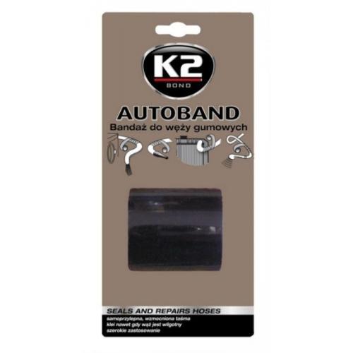 K2 Autoband Bandaż do węży gumowych 5cmx3m
