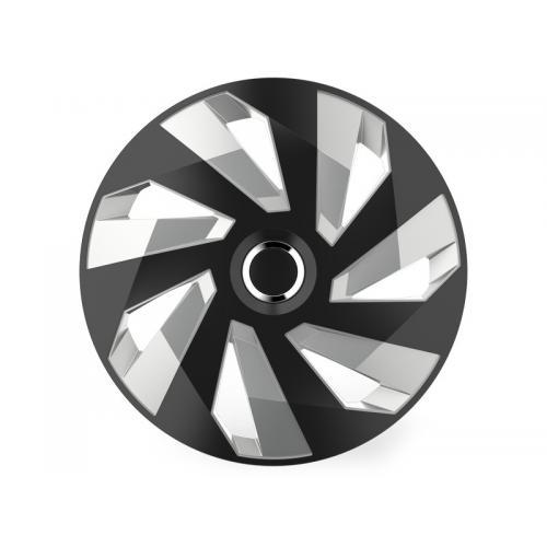 Versaco Kołpak Vector RC czarno srebrny