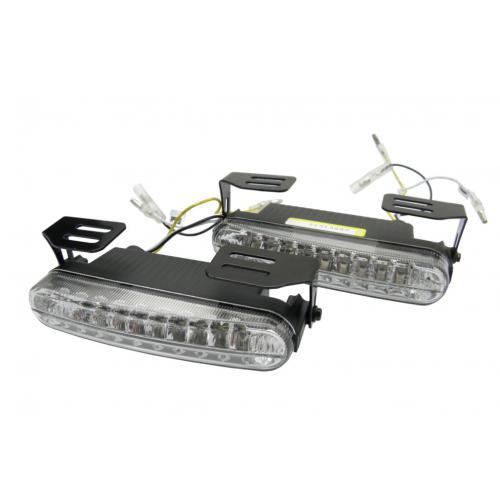 Lampy światła do jazdy dziennej Noxon N04 2x18 Led