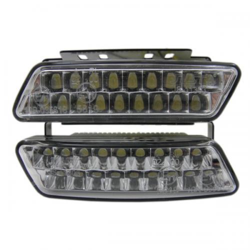Lampy światła do jazdy dziennej Noxon N02 2x18 Led
