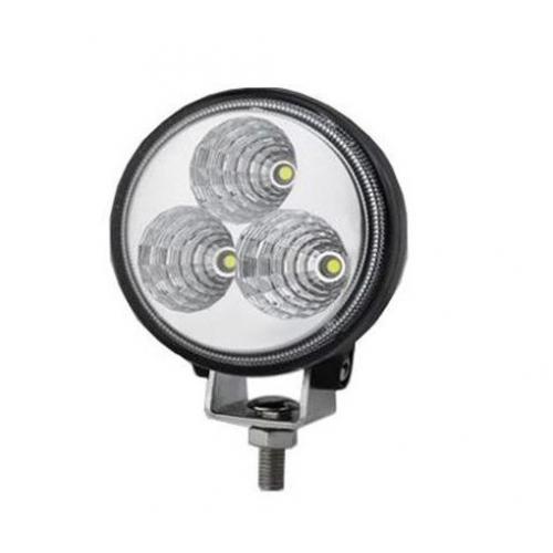Lampa robocza okrągła rozpraszająca 3x3W Lightbar