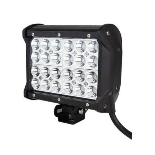 Lampa robocza Panel LED 72W Quad 4x4 Super moc !