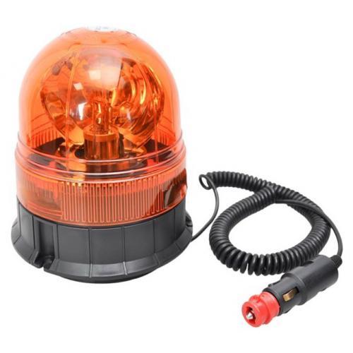 Lampa Ostrzegawcza Kogut homologacja H1 12V magnes