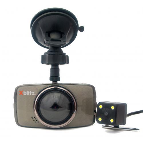 Rejestrator kamera samochodowa Xblitz DUAL CORE