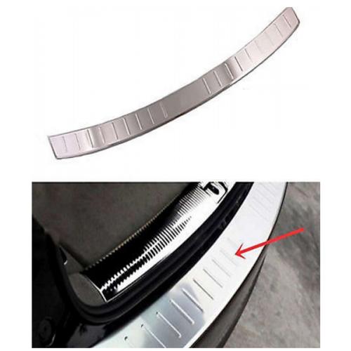 Nakładka ochronna zderzaka nierdzewka BMW X5 E70