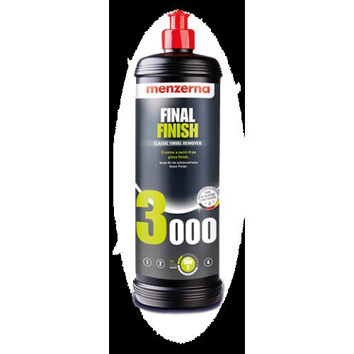 Menzerna FF 3000 Pasta polerska wykończeniowa