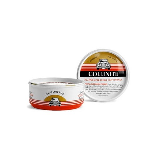 COLLINITE 476S Super DoubleCoat AutoWax 266ml Wosk