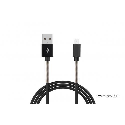 Kabel do telefonu USB - micro USB 100cm FullLINK