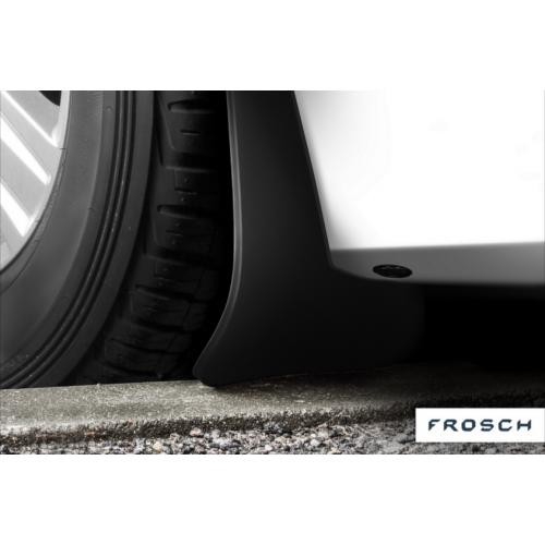 Chlapacze błotochrony tylne VW Touareg III 2018-