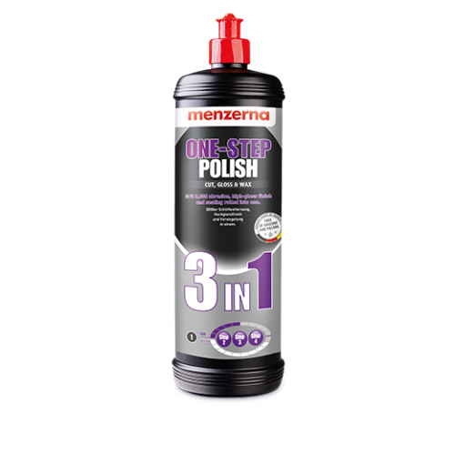 Menzerna One-Step Polish 3w1 Pasta polerska i Wosk