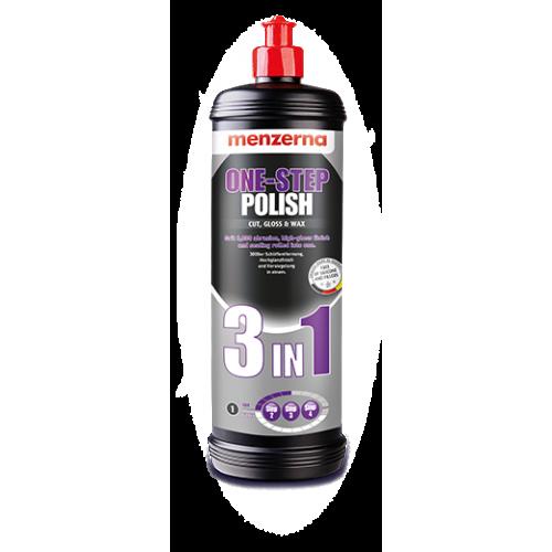 Menzerna One-Step Polish 3w1 Pasta poler+wosk 1L