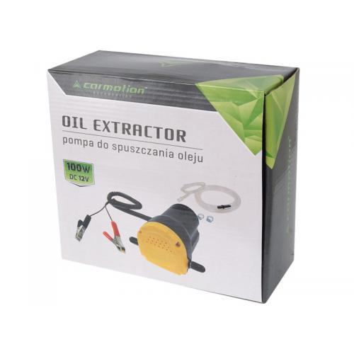 Pompa do wymiany spuszczania oleju, ropy 12V, 100W