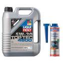 Olej 5W30 Liqui Moly 4600 TOP TEC 5L + Dodat. benz