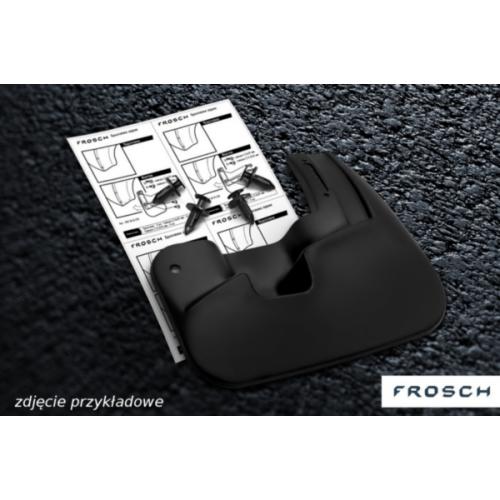 Chlapacze błotochrony przód FIAT Doblo II fl 2014-