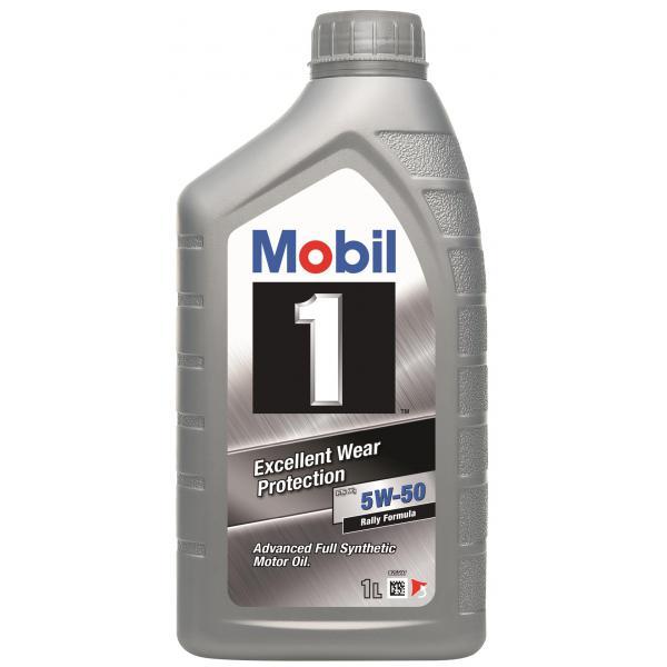 Olej 5W50 MOBIL FS X1 1L / wcześniej Peak Life