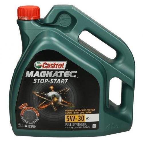 OLEJ 5W30 CASTROL MAGNATEC A5 STOP-START 4L