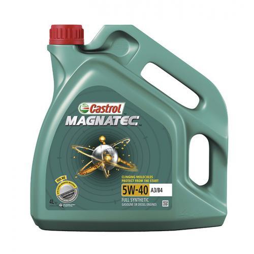 Olej 5W40 CASTROL Magnatec A3 B4 4L API SL/CF