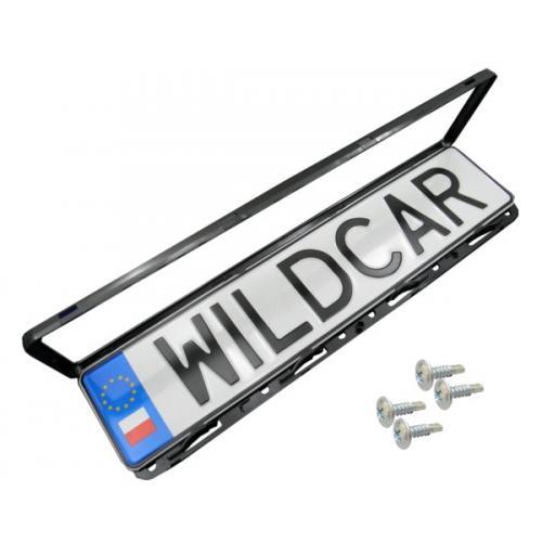 Ramki pod tablice rejestracyjne Euroclip