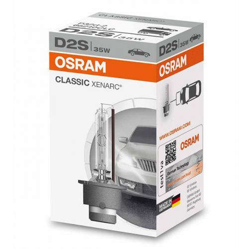 Żarnik D2S Osram Xenarc Classic P32d-2