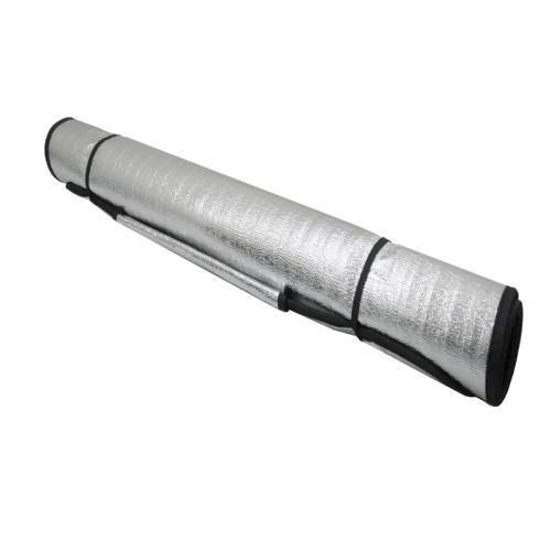 Żaluzja mata aluminiowa na szybę 150x100 zima lato