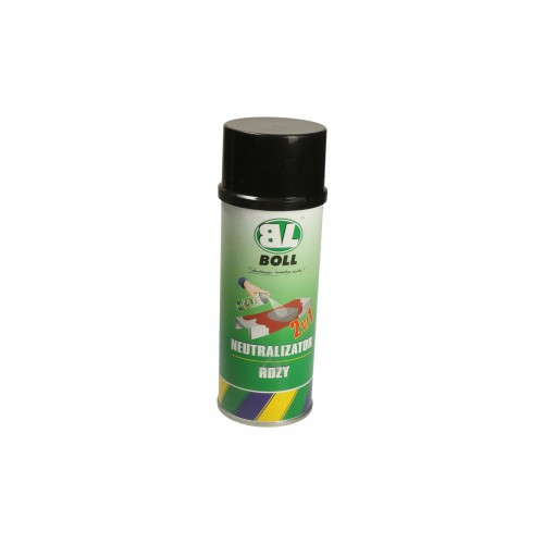 Neutralizator rdzy BOLL spray 400 ml