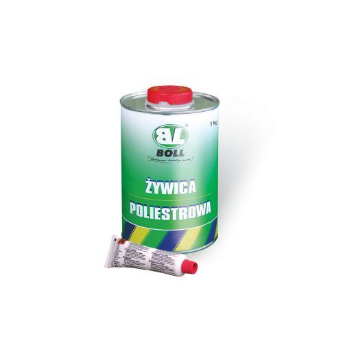 Żywica poliestrowa BOLL 970 g + utwardzacz 30 g