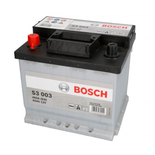 Akumulator 45AH 400A L+ Bosch S3