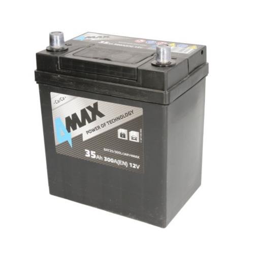 Akumulator 35Ah 300A L+ 4MAX cienkie klemy Matiz