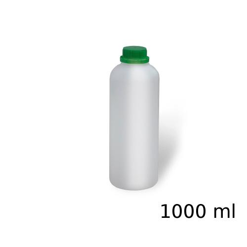 Butelka plastikowa PEHD z podziałką 1000 ml 1L