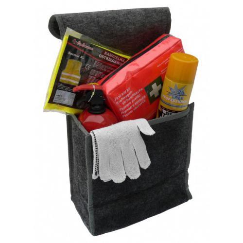 Organizer do bagażnika torba filcowa - roz - A