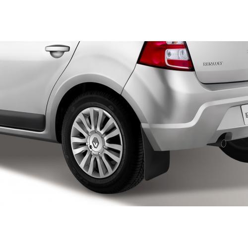 Dacia Sandero 10-14 Chlapacze błotochrony tylne