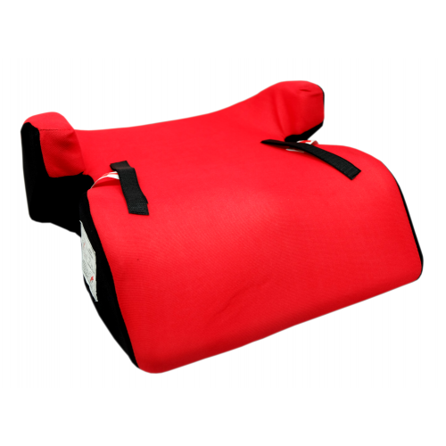 Podkładka dla dziecka fotelik samochodowy Czerwony