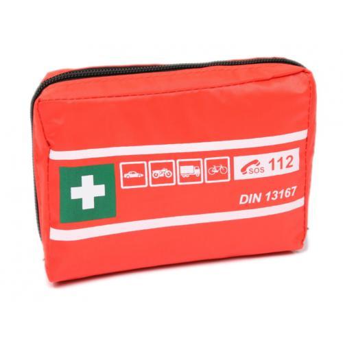Apteczka pierwszej pomocy DIN 13167 mini
