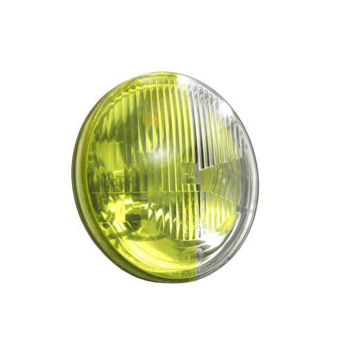 Folia do lamp ORACAL Transparentna żółta