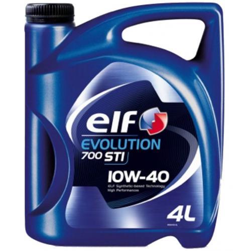 Olej 10W40 ELF Filtr OP643/3 Renault 1.4 1.5 1.6