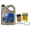 Olej 5W30GM Filtr OE648/8 Opel Fiat 1,7 CDTI